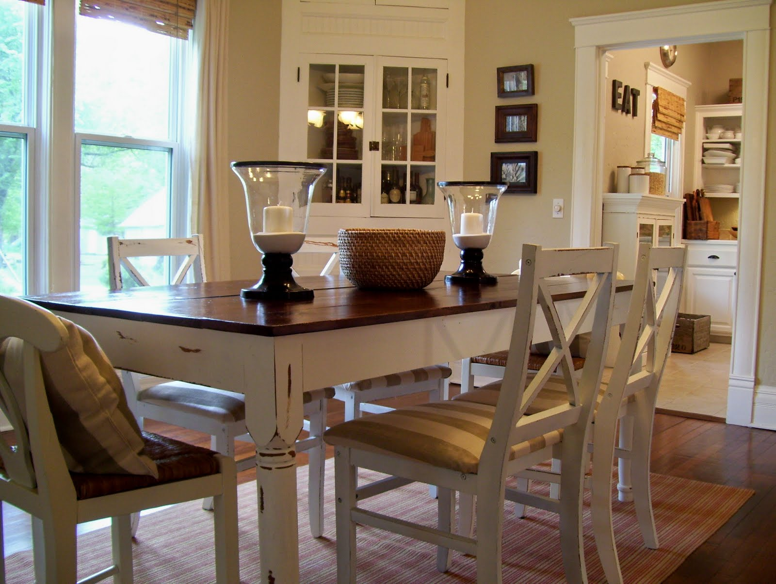 Retro Dining Room Table And Chairs Ak Gaming Chair Vintage Home Love A Redo With Special Meaning