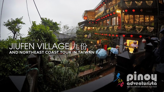 What to do in Taiwan Jiufen Old Village and Northeast Coast Tour