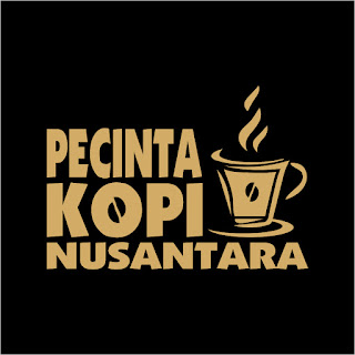 Pecinta Kopi Nusantara Free Download Vector CDR, AI, EPS and PNG Formats