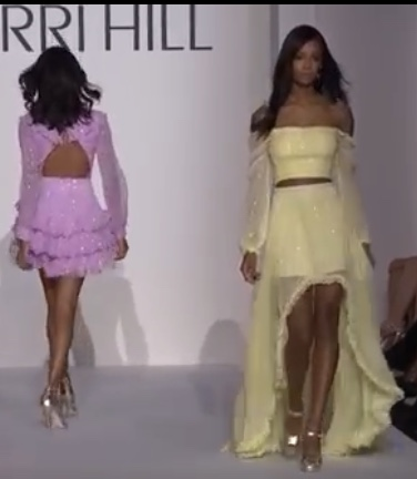 Sherri Hill Fashion Show