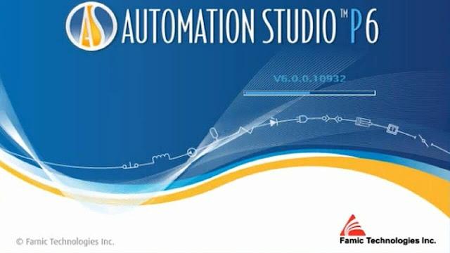Automation Studio 6.0 Pro - Phần mềm thiết kế và mô phỏng tự động hoá - Link download full crack