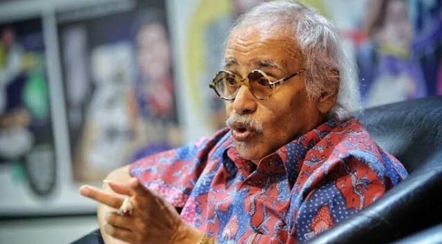 Prof. Salim Said: Saya Takut Republik Ini Kacau!