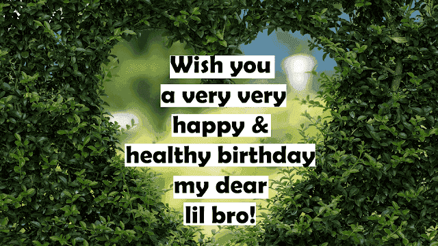 happy birthday brother wishes hd images