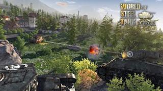 World Of Steel : Tank Force Mod