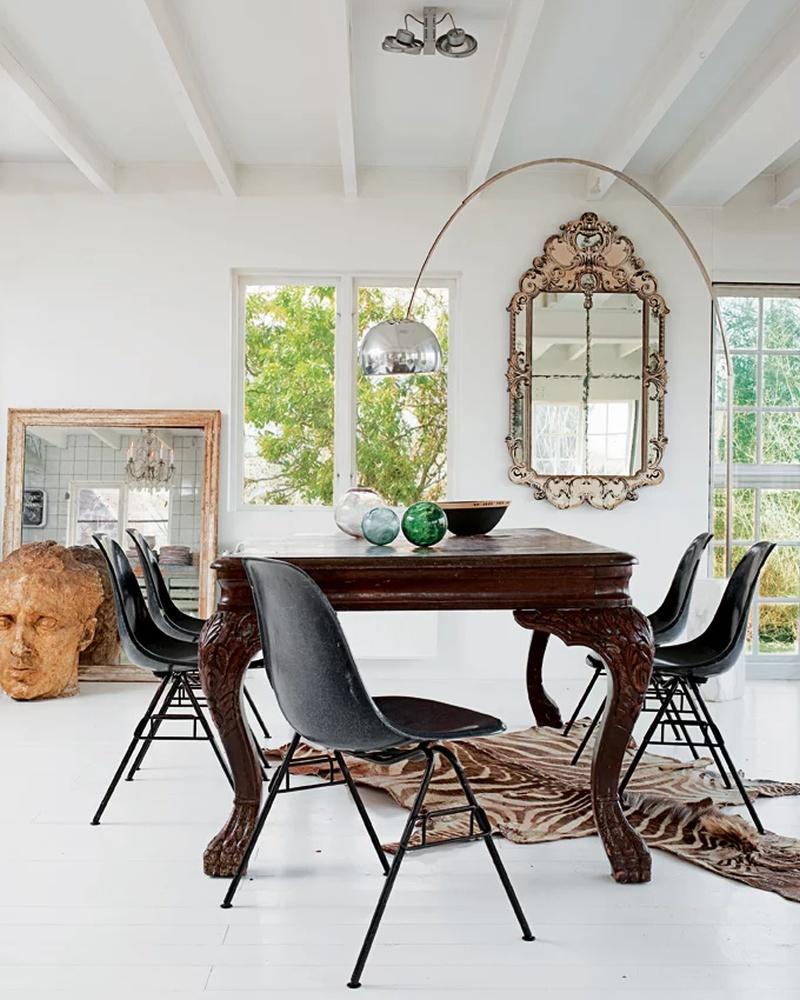 inserire un Tavolo Antico nella tua casa