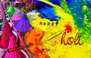 Happy Holi 2016 Quotes Greetings For Girlfriend , Boyfriend , Friends & Family with Photos