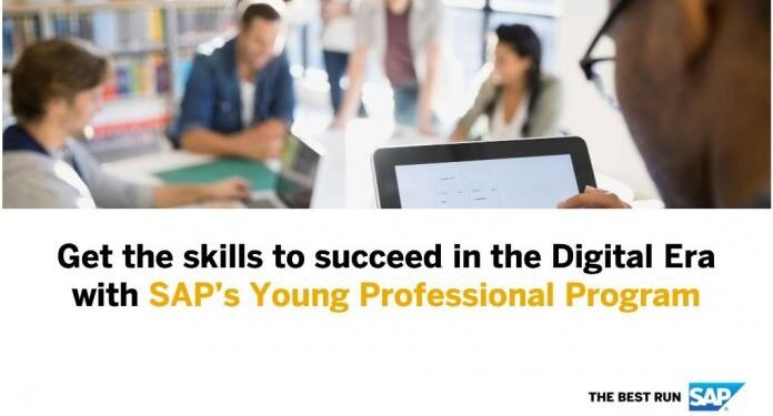 SAP Young Professional Program 2021 for Graduate Africans