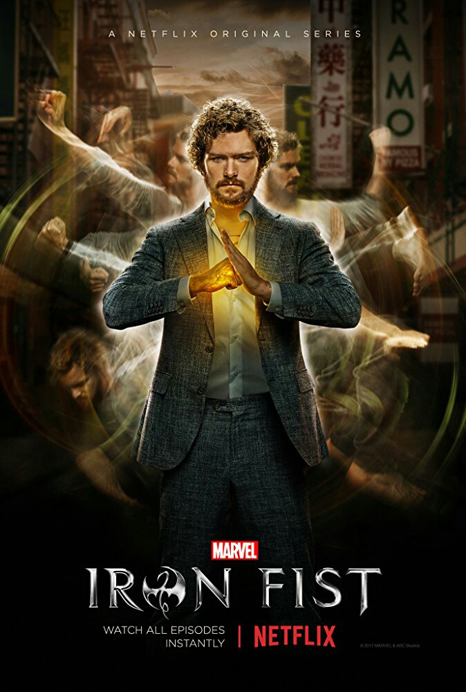 VIDEO: Iron Fist 2017
