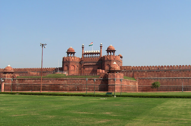 Kızıl Kale Delhi Hindistan