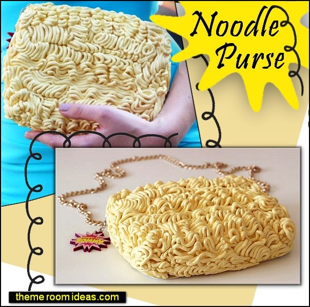 Noodles purse noodles shoulder bag ramen noodle bags fastfood novelty purse food fashion