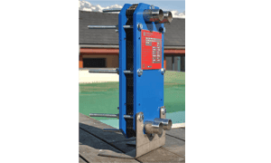 Gasketed Plate Heat Exchanger Barriquand Application