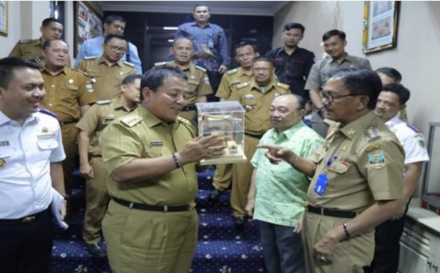 Gubernur Arinal dukung Penuh Pelaksanaan Krui Pro 2020