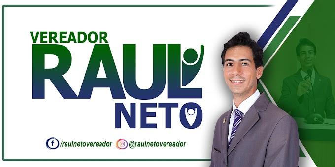 Vereador Raul Neto retorna ao grupo de oposição liderado por Bel Jr.