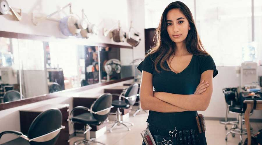 steps ways how to be become makeup artist professional career work education