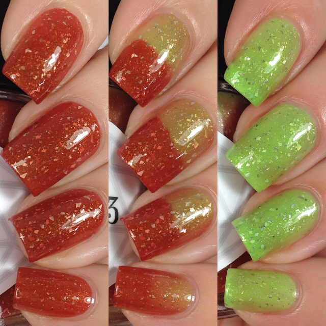 Lucky 13 Lacquer-Bad Apple