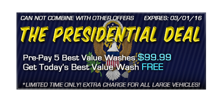 Presidential-Carwash-Deal