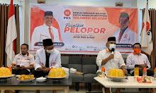 80 Anggota Pelopor Baru Dilantik PKS Sulsel
