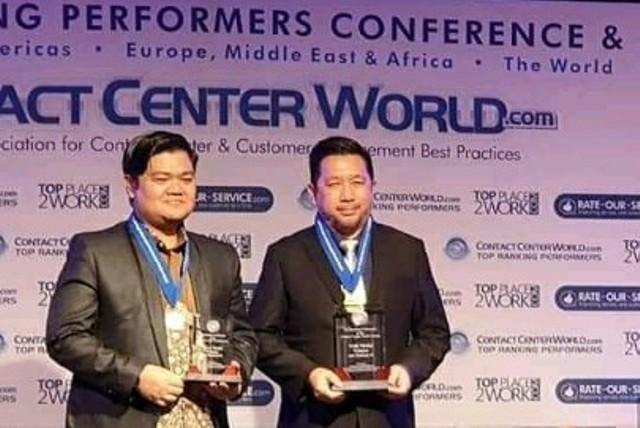 Call Center Manado Siaga 112 Pertahankan Ranking 1 Gold Medal
