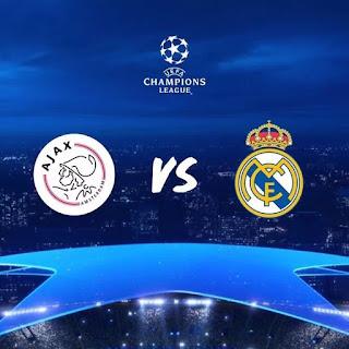 Реал Мадрид – Аякс смотреть онлайн прямую трансляцию 05/03 в 23:00 по МСК.
