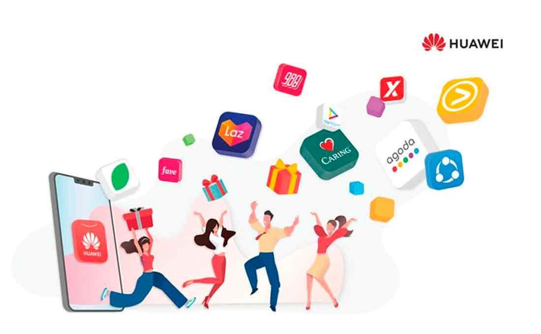 Todo lo que debes saber sobre la nueva tienda de aplicaciones de Huawei