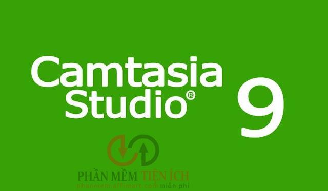 Camtasia Studio 9.0 phần mềm quay màn hình chuyên nghiệp