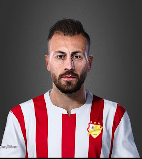 PES 2020 Faces Antonio Luna by Lucas Facemaker