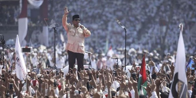 Mujahid 212 Khawatir Prabowo Subianto Lebih Otoriter dari Jokowi Saat Jadi Presiden