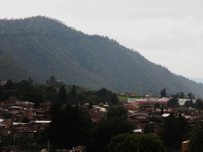 The Estribo Grande in Pátzcuaro