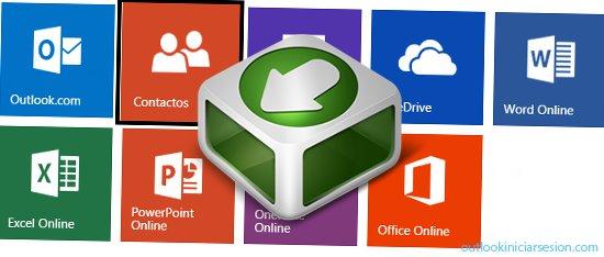 importación de contactos de redes sociales a tu cuenta