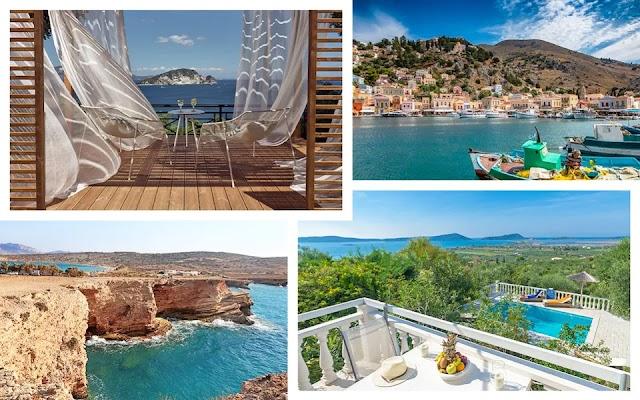 Daily Telegraph: Η λίστα με τα 10 ιδανικότερα ελληνικά νησιά για επίσκεψη μετά την πανδημία