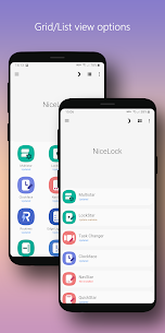 NiceLock (Ad-Free) – Launcher for Good Lock v2.8.21 Apk