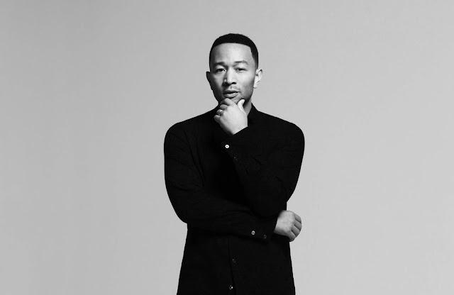 Video: John Legend - Preach
