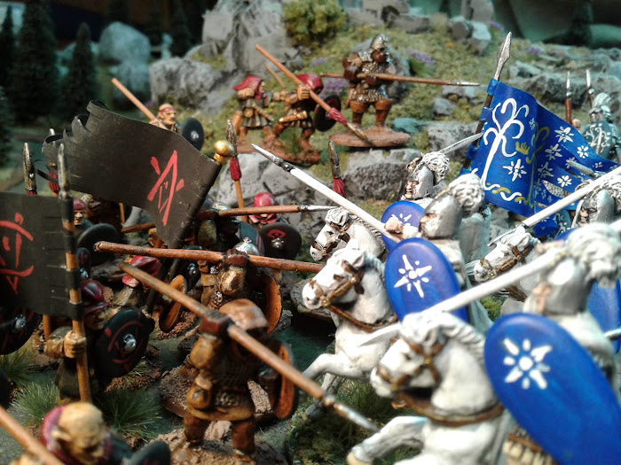 In which I blog about my miniature wargaming and whatever else takes my interest!