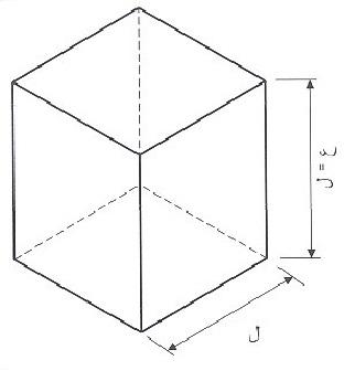دورة حساب وحصر الكميات للمبتدأين  الدرس السابع -  حساب الحجم  للأشكال الهندسية
