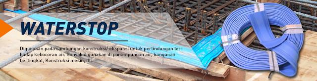 Yuk Simak Kegunaan PVC Waterstop Untuk Konstruksi Bangunan Beton Anda