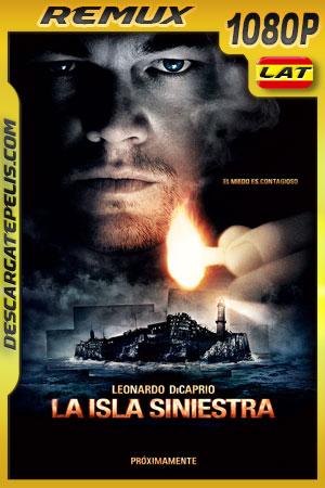 La isla siniestra (2010) 1080p BDRemux Latino – Ingles