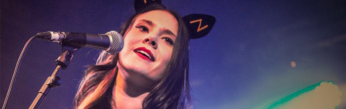 Mulheres na Musica: 5 cantoras que amo - Kate Nash