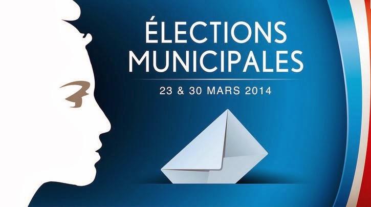 élections municipales 2014.