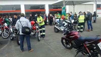 Campanha 'Viva Motociclista' será parceira da 18ª Moto Romaria de Registro-SP a Iguape