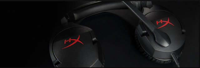 Kingston HyperX Cloud Stinger - the ideal headset for gamers