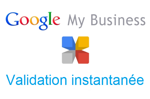Validation instantanée de Google My Business Local