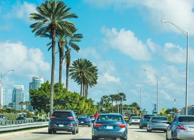 Recorrer los Cayos de la Florida en coche