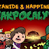 Videojuego: Freakpocalypse: The Cyanide & Happiness Adventure Game ►Horror Hazard◄