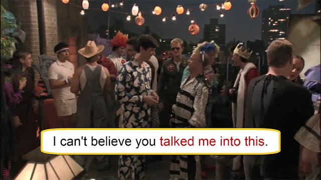 Arti Talk Into