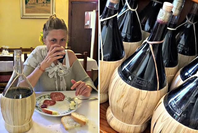 mangiare a montalcino