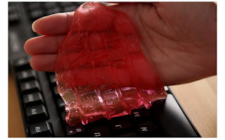 gel pembersih keyboard laptop