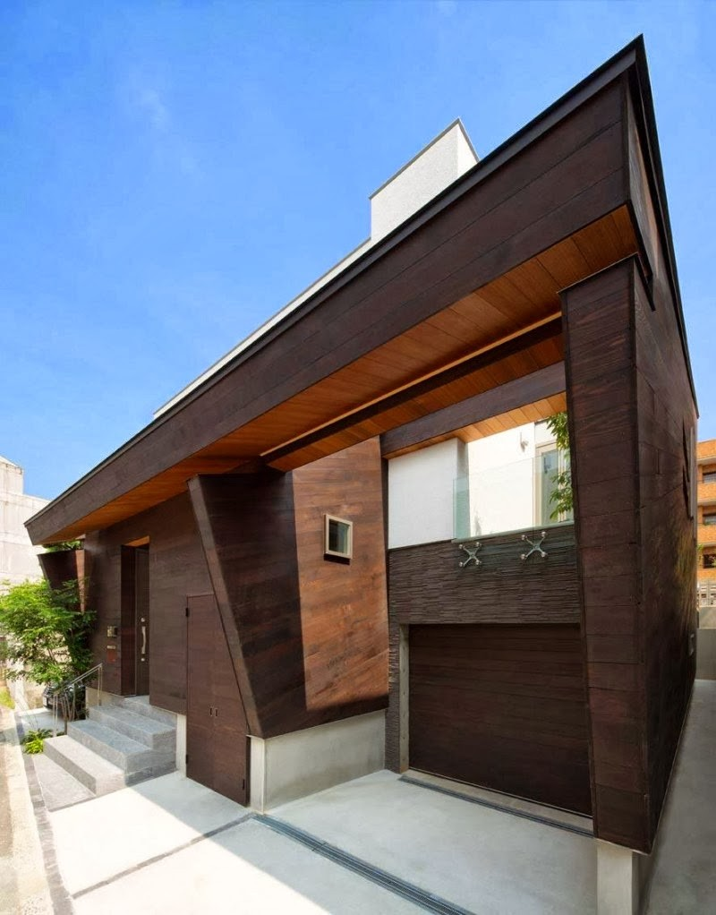 model rumah di jepang 5