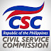 March 2019 Civil Service Exam Results (CSE-PPT) CARAGA Professional & Sub-Prof