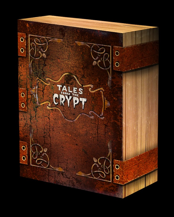 Fright-Rags Release TALES FROM THE CRYPT Shirts & Box Set