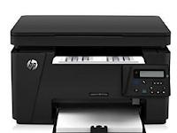 HP LaserJet Pro M125nw Wireless Printer Setup